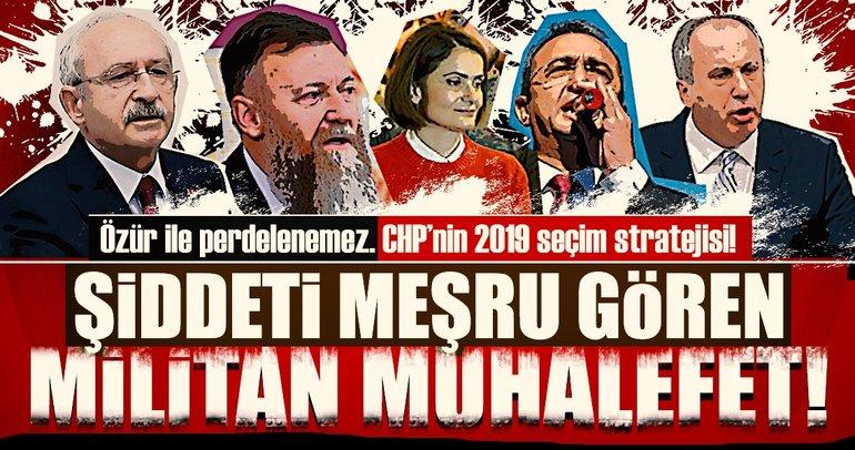 Özür ile perdelenemez. CHP'nin 2019 seçim stratejisi!