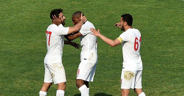 Nevşehirspor 13 yıl sonra 3. Lig'de