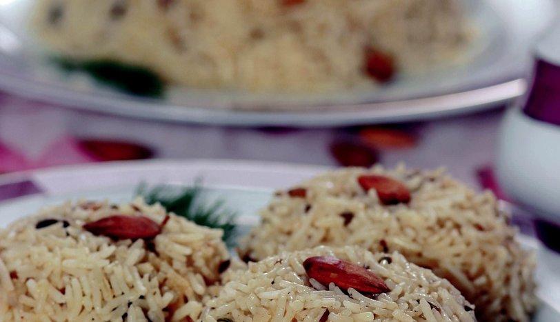 Baharatlı Pilav