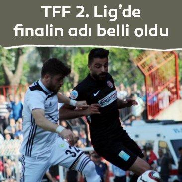 Fatih Karagümrük finalde Sakaryaspor'un rakibi oldu