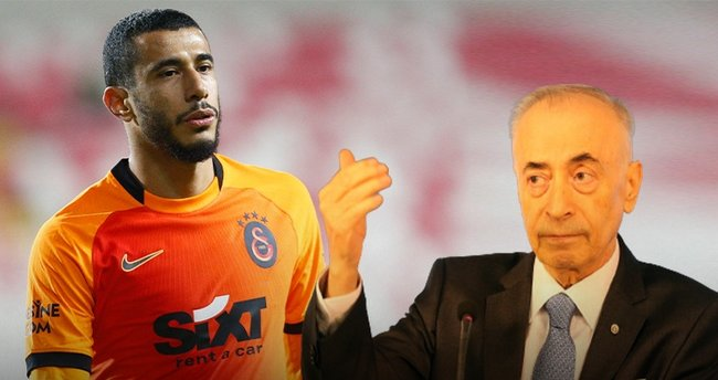 Younes Belhanda'nın avukatından Mustafa Cengiz'e yanıt! FIFA'ya başvurmadık