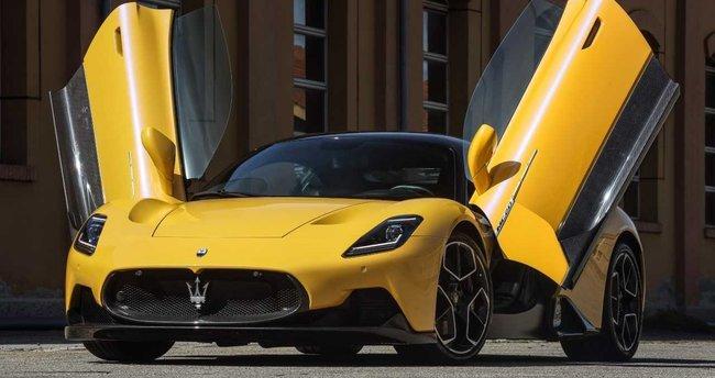 Maserati MC20'ye, 'Yılın Ürün Tasarımı' Ödülü