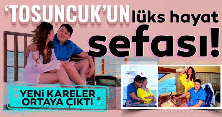 Tosuncuk lakaplı firari Mehmet Aydın'ın yeni görüntüleri ortaya çıktı!