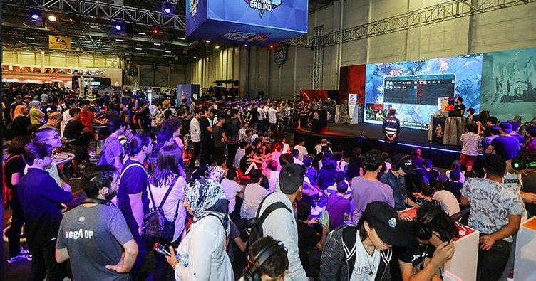 Oyunseverlerden Red Bull Gaming Ground'a büyük ilgi