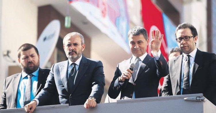 Gölbaşına Prestij Mekan Kent Meydanı Ankara Başkent Haberleri