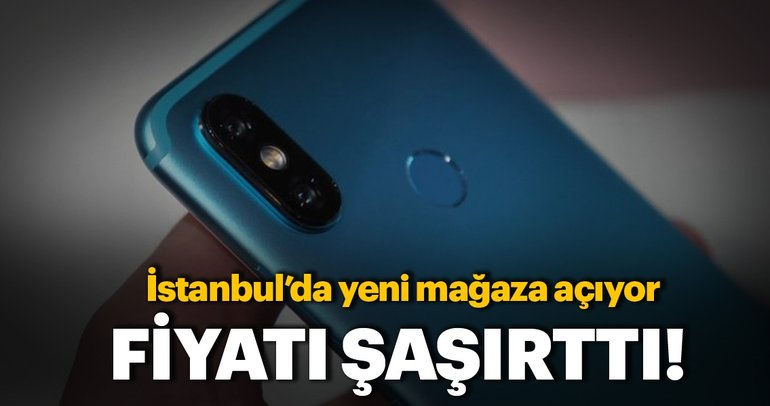 Xiaomi İstanbul'da yeni mağaza açıyor! İşte Xiaomi telefonların yeni fiyat listesi...