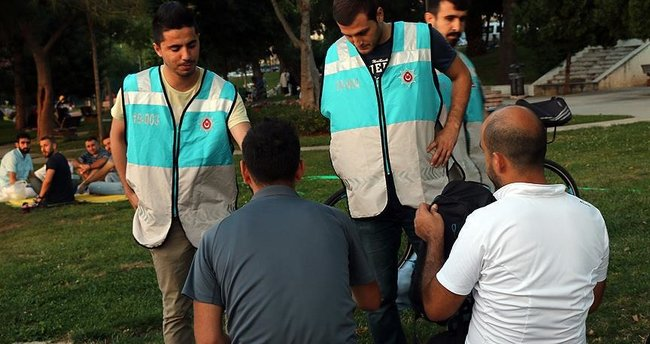 İstanbul'da 'Mobil Park Polisi' projesi
