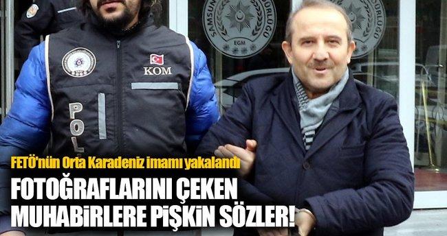 FETÖ'nün Orta Karadeniz imamı yakalandı