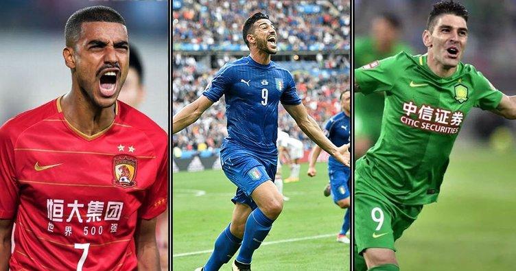 Galatasaray forvet transferi için gözünü Çin pazarına çevirdi: Bedava 3 aday