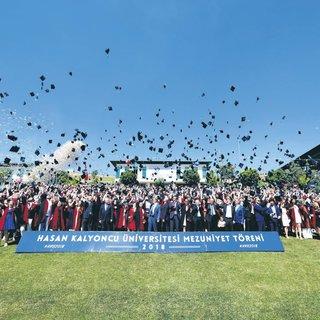 HKÜ mezunları Türkiye'nin mega projelerinde