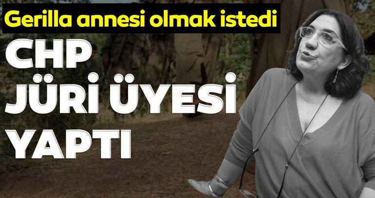 CHP'li Belediye'den bir skandal daha! 'Gerilla annesi olmak istiyorum' diyen Demirel'i jüri yaptılar