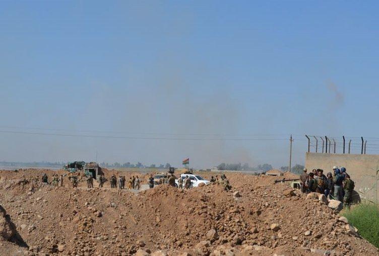 Peşmerge'den IŞİD'e operasyon