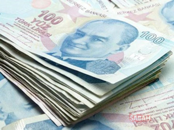 O maaşlar farklılaşıyor... En az 7 bin lira!