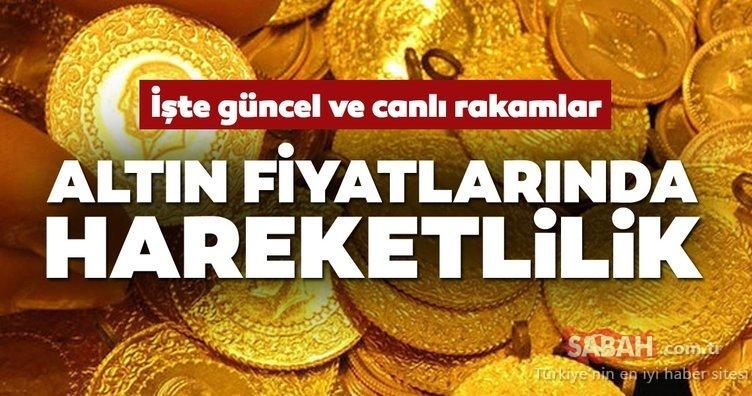 Son dakika haberi: Altın fiyatlarında sürpriz hareketlilik! Cumhuriyet, gram ve çeyrek altın fiyatları ne kadar, kaç TL? 21 Ağustos