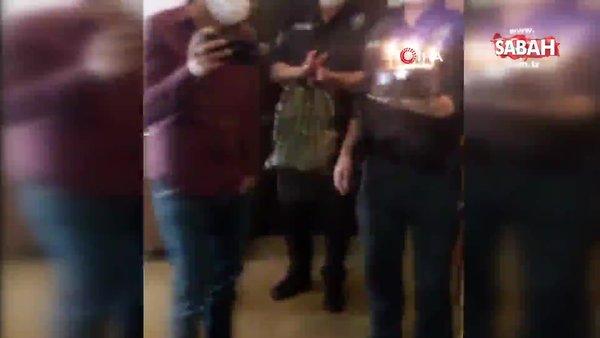 Bilecik'teSMA hastası genç kıza polis ekiplerinden doğum günü sürprizi