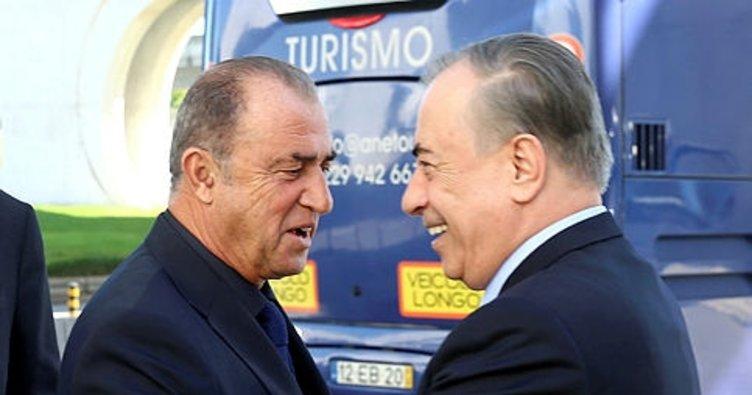 Galatasaray'da Mustafa Cengiz'den flaş Fatih Terim kararı!