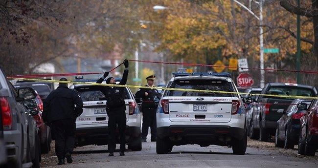 Chicago'da kanlı Şükran Günü tatili: 8 ölü, 58 yaralı