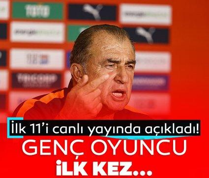 Son dakika Galatasaray haberi: Fatih Terim'den çarpıcı basın toplantısı! PSV maçının 11'i ve Ghezzal sözleri...