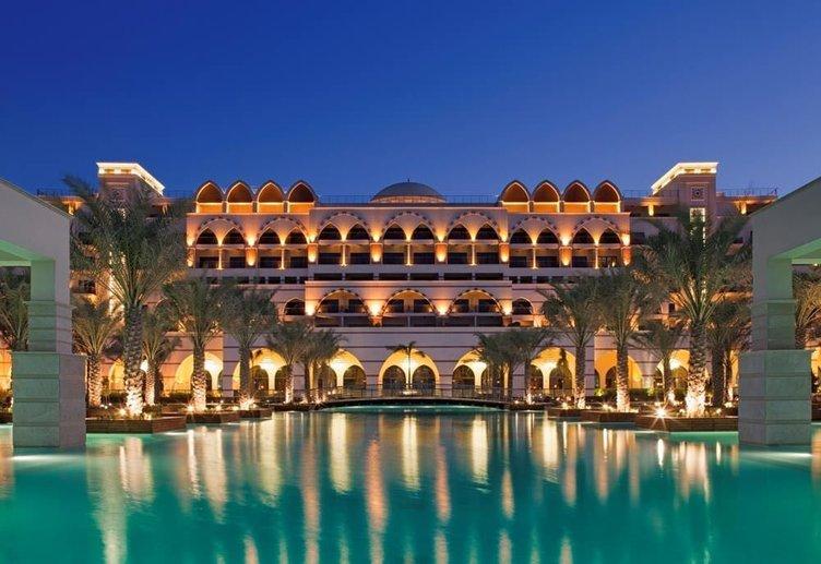 Savcı Öz'ün tatil yaptığı Jumeirah Zabeel Saray Otel