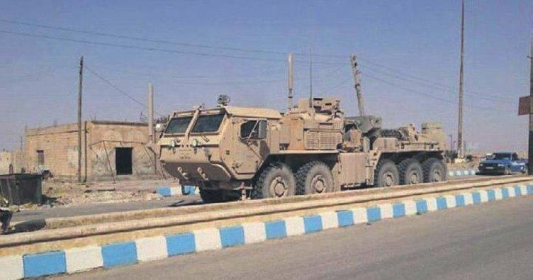 ABD, 5 günde 184 TIR silahı YPG'ye akıttı