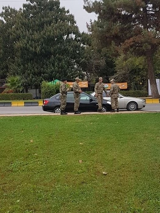 Son dakika haberi: Gaziantep'te piyade tüfeği ile firar eden asker, AVM'deki çalışanları rehin aldı