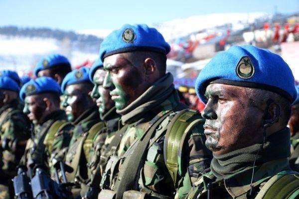 Komandoların Taktığı Mavi Berenin Anlamı En Son Haber