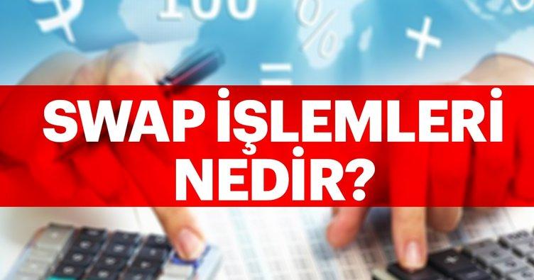 Son dakika: BDDK bankalarda Swap işlemlerine sınırlama getirdi - Swap işlemi nedir?