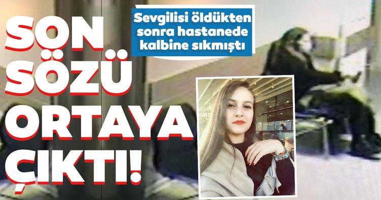 Diyarbakır'da hastanede intihar eden Derman Bakır'ın son sözü ortaya çıktı