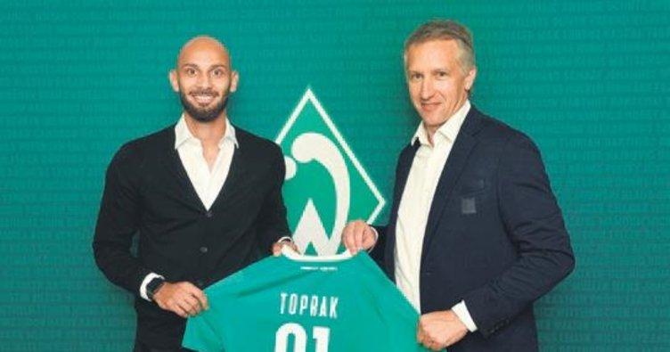 Ömer Toprak, Nuri Şahin ile takım arkadaşı oldu