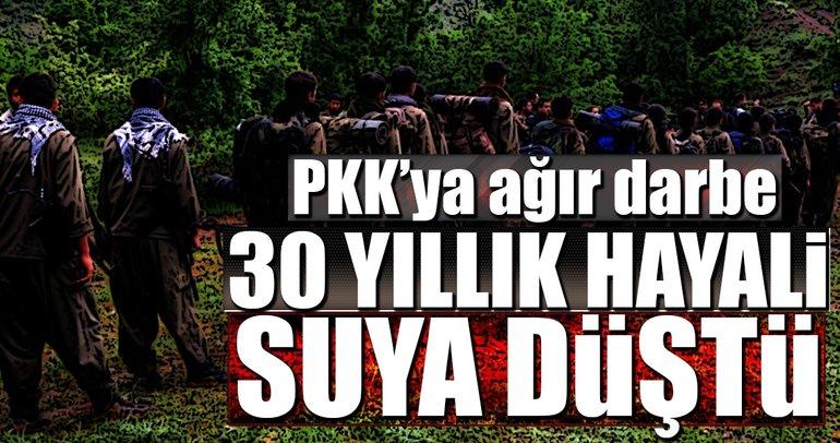 Racu alındı, PKK'nın 30 yıllık Amanos hayali suya düştü
