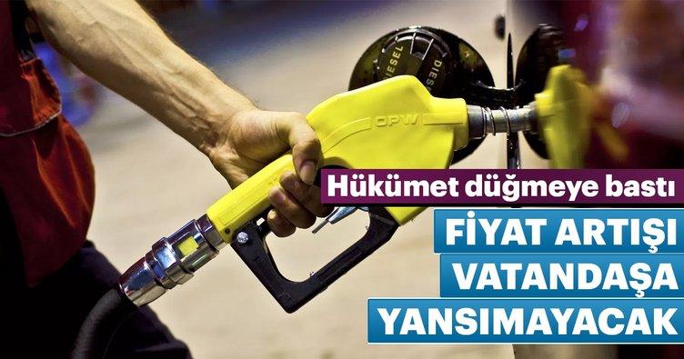 Benzin fiyatlarında zamma ÖTV freni