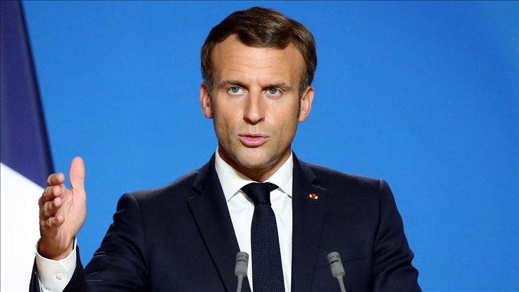 Son dakika: Kızının itirafları Fransa'yı karıştırdı! Macron toğun ağzında...
