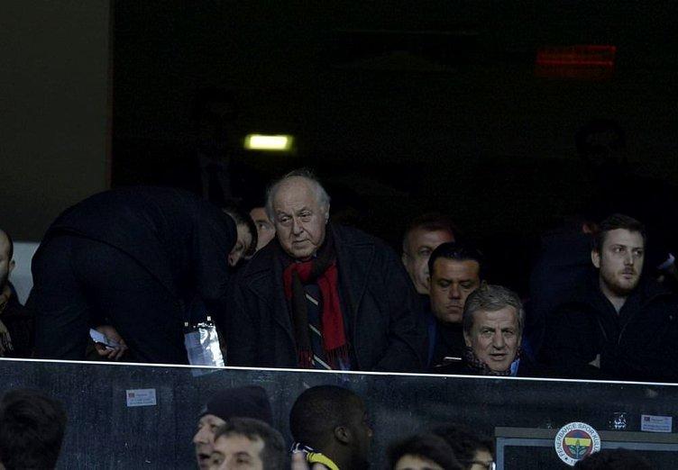 Yarsuvat'ın Fenerbahçe ile gizli görüşmesi ortaya çıktı!