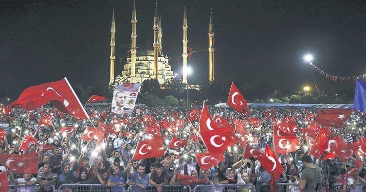 Darbeci hainlere Türkiye'nin cevabı
