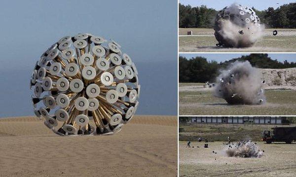 Dünyadan günün fotoğrafları (22 Ekim 2012)