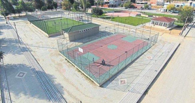 Menderes Bulgurca Meydanı yarın açılıyor