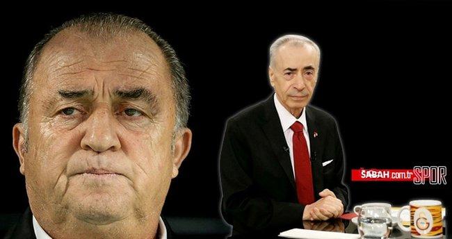 Canlı yayında son dakika iddiası! 'Galatasaray teknik direktörü Fatih Terim istifa edebilir!'