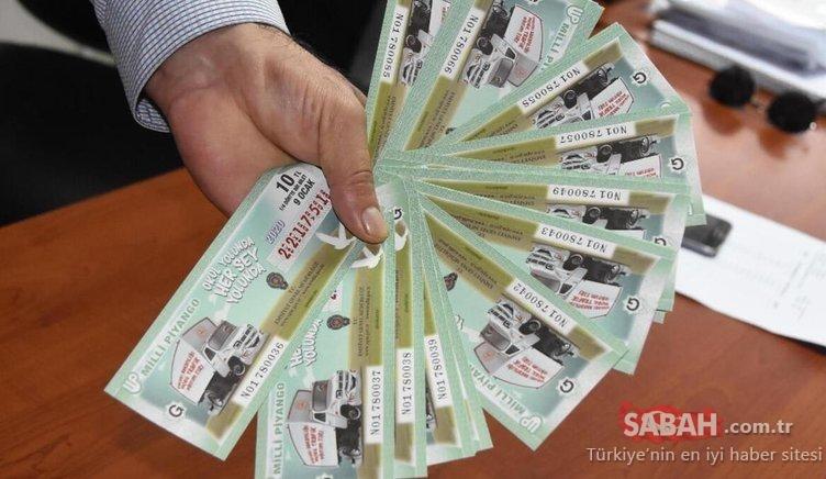 Milli Piyango sonuçları canlı çekilişle açıklandı! Milli Piyango Online ile 9 Ekim Milli Piyango çekiliş sonuçları - MPİ hızlı bilet sorgulama ve SIRALI TAM LİSTE BURADA!
