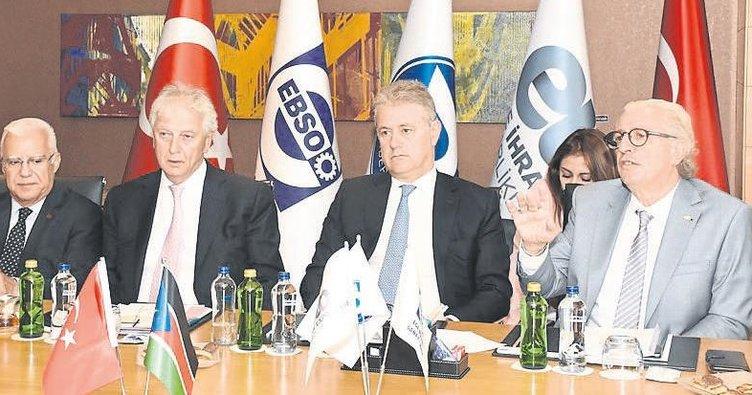 İzmir için güç birligi
