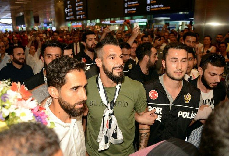 Beşiktaş'tan Fenerbahçe'ye bir transfer çalımı daha!