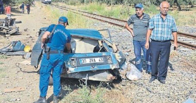 Hemzemin geçitte kaza: 1 kişi öldü