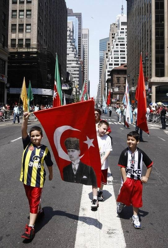 New York'ta Türk Festivali