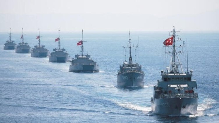 Türkiye'nin Doğu Akdeniz'deki hamleleri panikletti! Doğu Akdeniz'de gerilim tırmanıyor