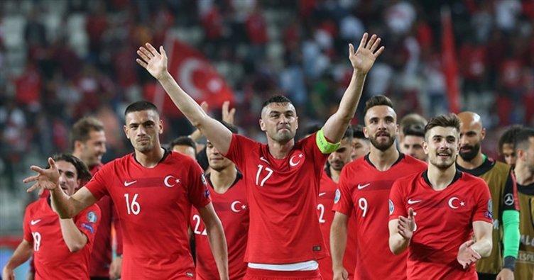 Milliler FIFA sıralamasında 3 basamak geriledi