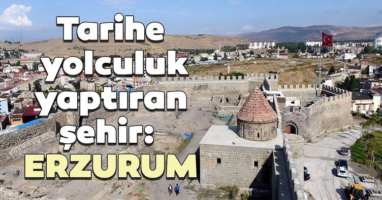 Tarihe yolculuk yaptıran şehir: Erzurum