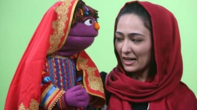 Susam Sokağı'nın Afgan kızı