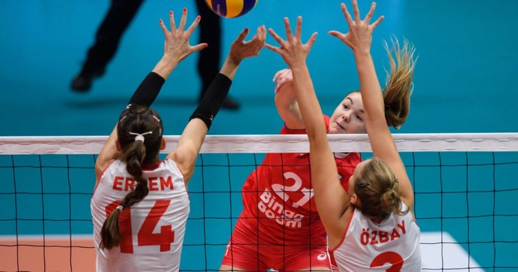 Türkiye, yarı finalde Rusya'ya elendi