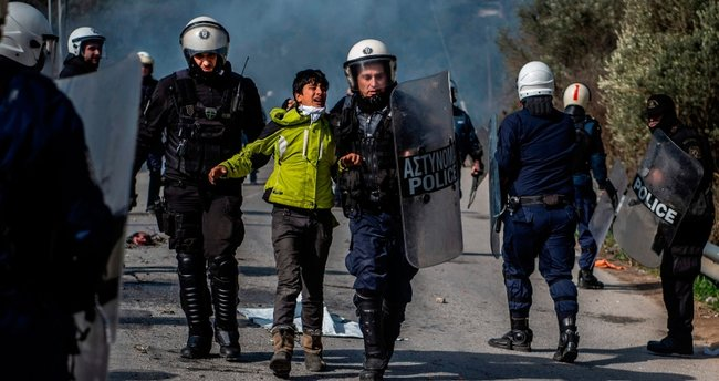 Yunanistan'dan ikiyüzlü karar! Türkiye'yi güvenli ülke ilan ettiler…