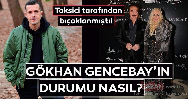 Orhan Gencebay oğlu Gökhan Gencebay'ın sağlık durumu hakkında bilgi verdi