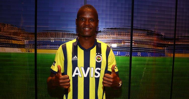 Son dakika: Fenerbahçe Samatta'yla anlaştığını KAP'a bildirdi